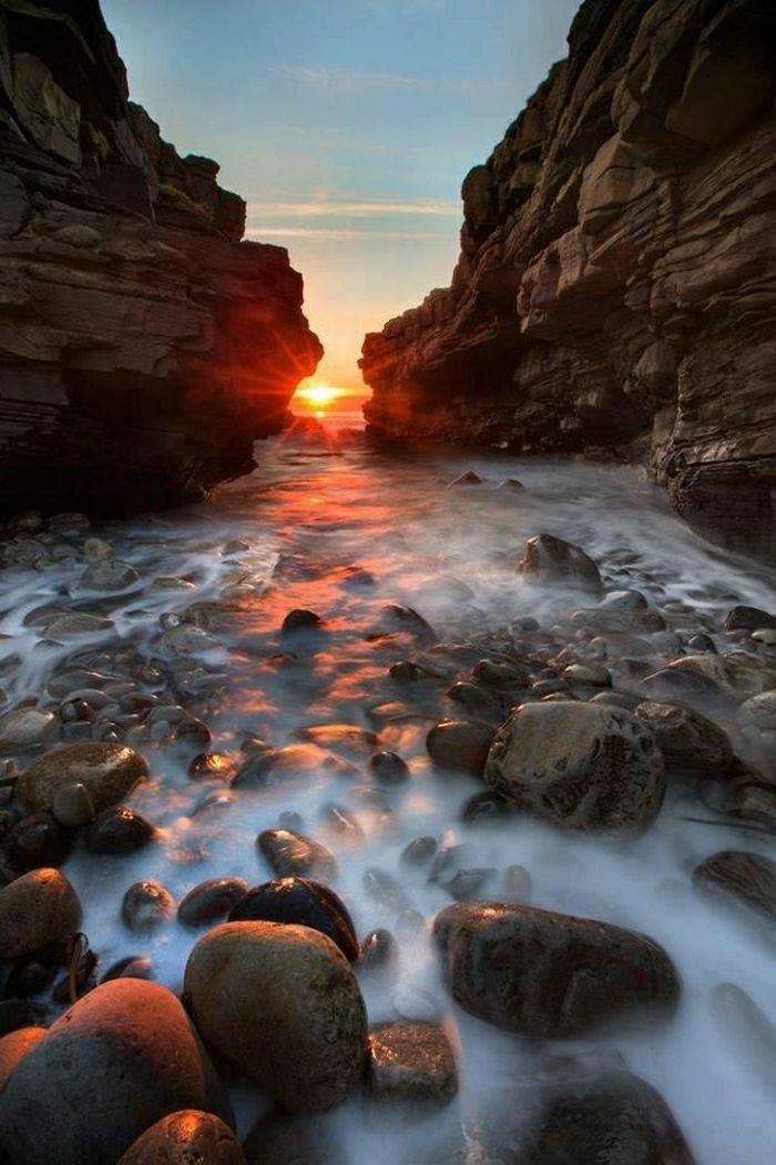 53 erstaunliche Sonnenuntergang Bilder #landscapepics