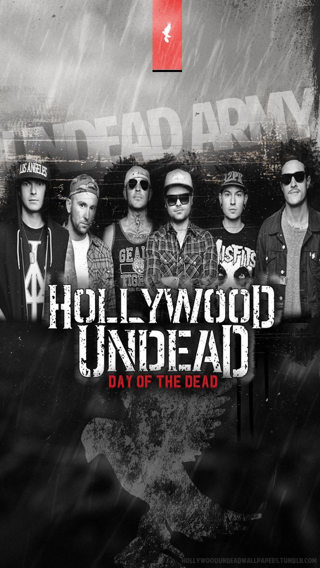 A Cool Wallpaper Of Hu Hollywood Undead Undead Hollywood