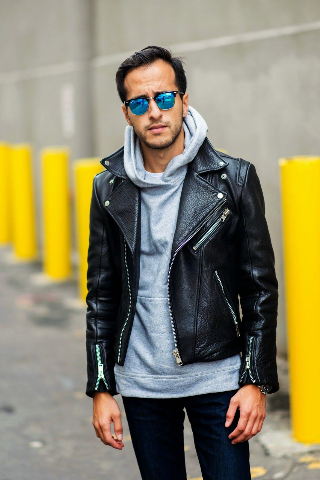 Moti Ankari of The Metro Man rules the streets in a black