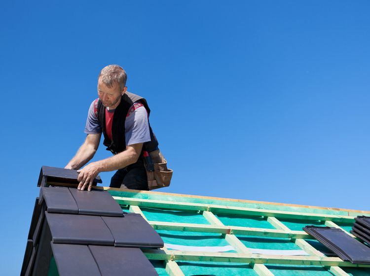 Dachdecken Material Materialeigenschaften Auswahl Tipps Dach Dach Sanieren Dacheindeckung