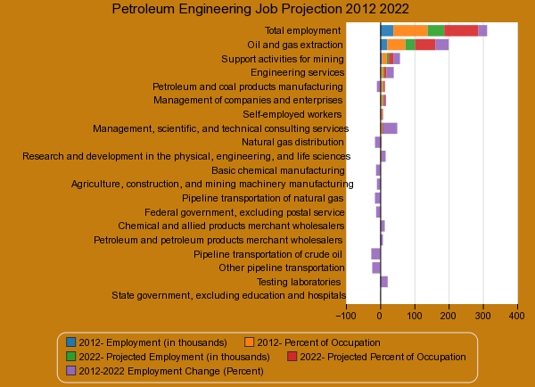 As A Petroleum Engineer You Can Be A Specialist In Different