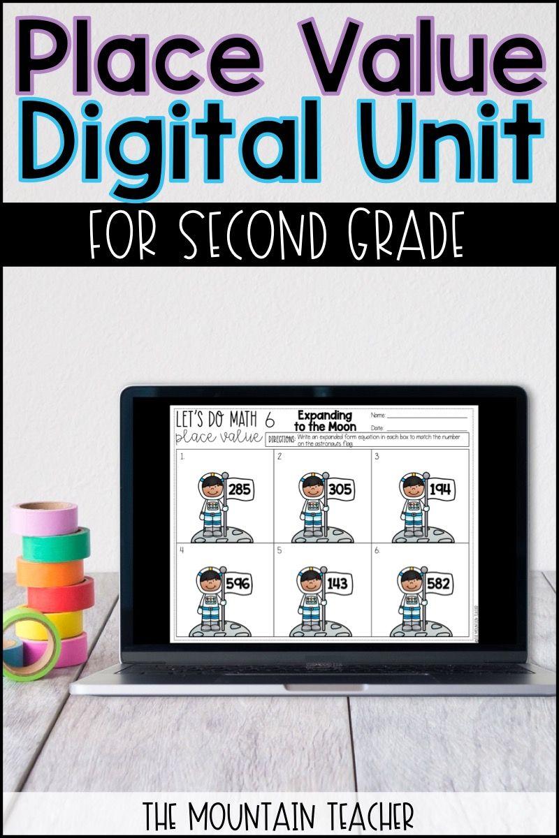 Pin On 2nd Grade Math Ideas
