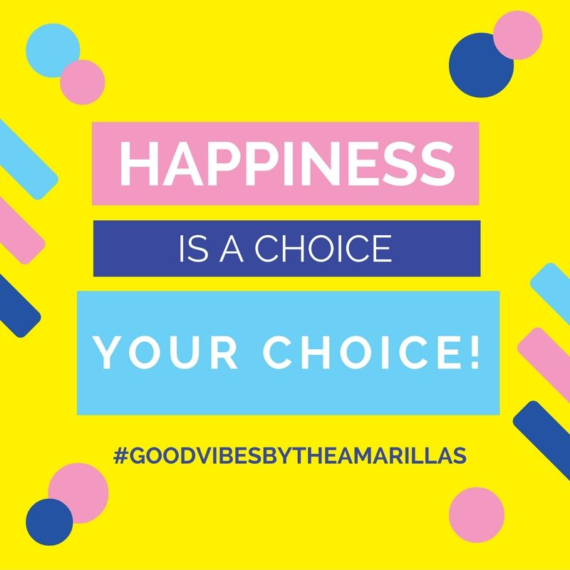 #GoodVibesByTheAmarillas
