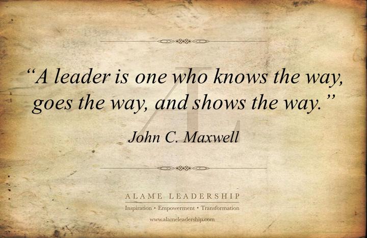 AL Inspiring Quote On Leadership 4