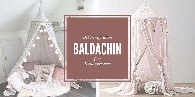 Kinderzimmer Deko Betthimmel | Bibkunstschuur