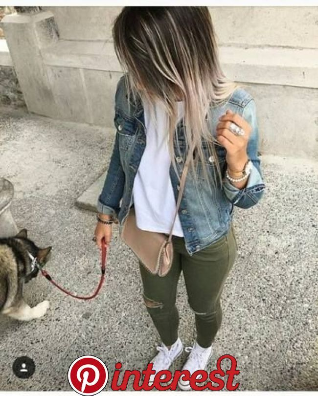 Photo of 45 Casual Spring Outfits Ideas To Wear With Converse 2019 | Sneakers fashion out…
