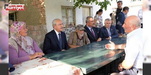 """#Kılıçdaroğlu: Adalet için yürüdüm: CHP Genel Başkanı Kemal #Kılıçdaroğlu, Ankara'dan İstanbul'a adalet için yürüdüğünü belirterek, """"Kimlerle yürüdüm? Hiçbir partinin bayrağı yok, sadece Türk bayrağı var. Her partiden insan vardı. Bir milyonun üstünde insan vardı. O insanların içinde, o insanlar nedir, kimdir ben gidip hepsinin kimliğine nereden bakayım. Ben en öndeyim. Elimde adaletin levhası var, yanımda, sağımda, solumda, arkamda Türk bayrağı var. Kiminle yürüyorum? Bu memleketin…"""