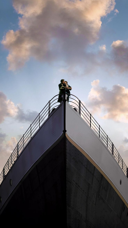 Titanic mal anders