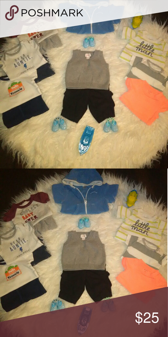 Newborn Boys Clothes Baby Boy Serious Buyers Only Selling Together