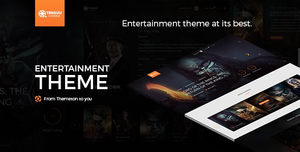 Tenguu Cinema - Movie Theater Template Cinema movie theater - movie storyboard free sample example format download