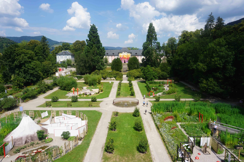 Festival Patrimoine Chateau Jardin France Petit Paris Alsace