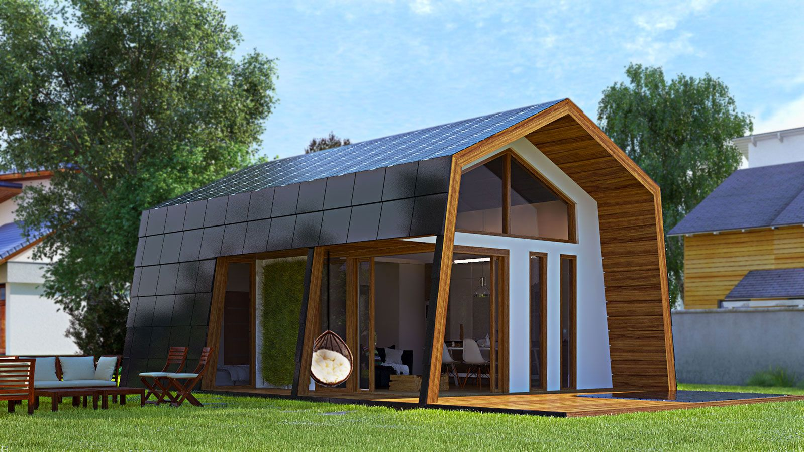 Ecokit is affordable versatile easy to assemble zero for Modular granny flat california