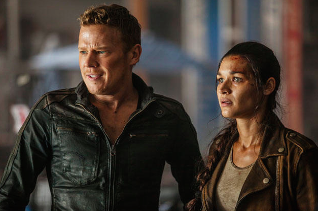 Alex & Noma are up the creek facing the chainsaw #Dominion