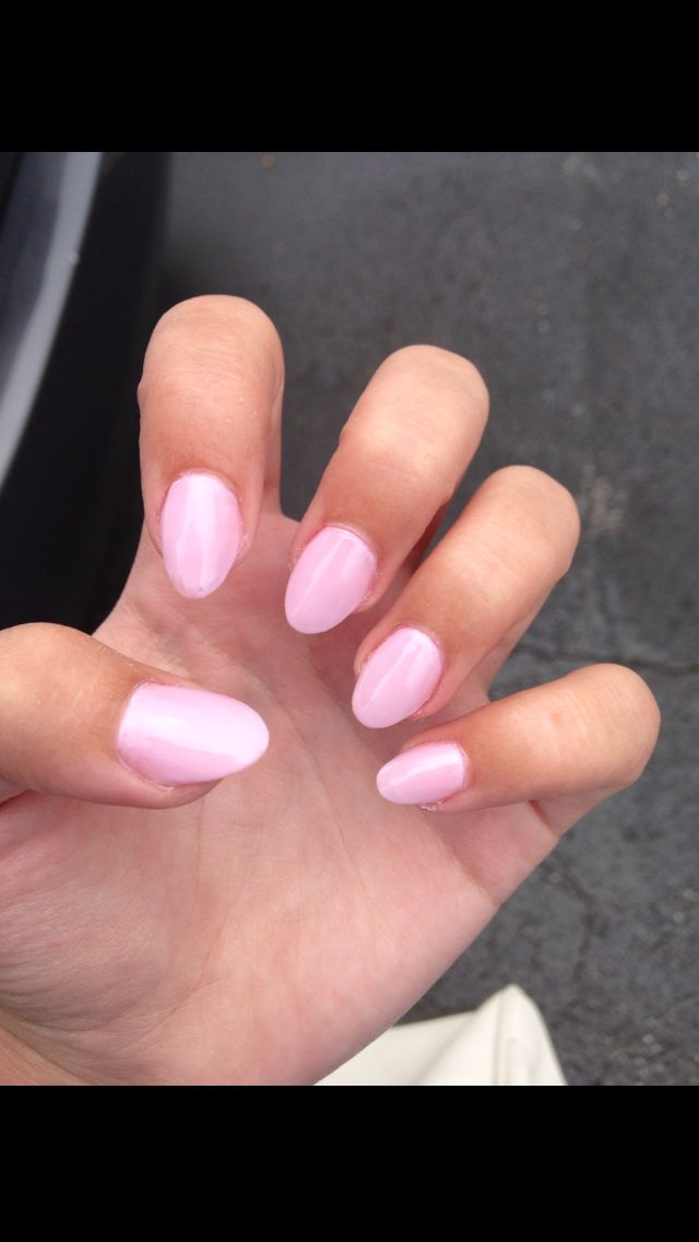 Pin By Joely On Clothes Pink Acrylic Nails Light Pink Acrylic Nails Almond Nails