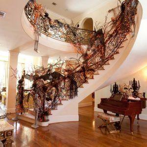 Halloween house decorations inside also http dilhizmetlerifo rh pinterest