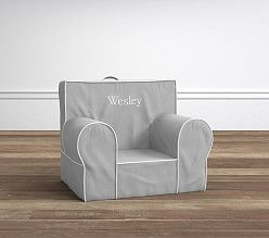 Beau Personalized Toddler Chair   Pottery Barn Kids