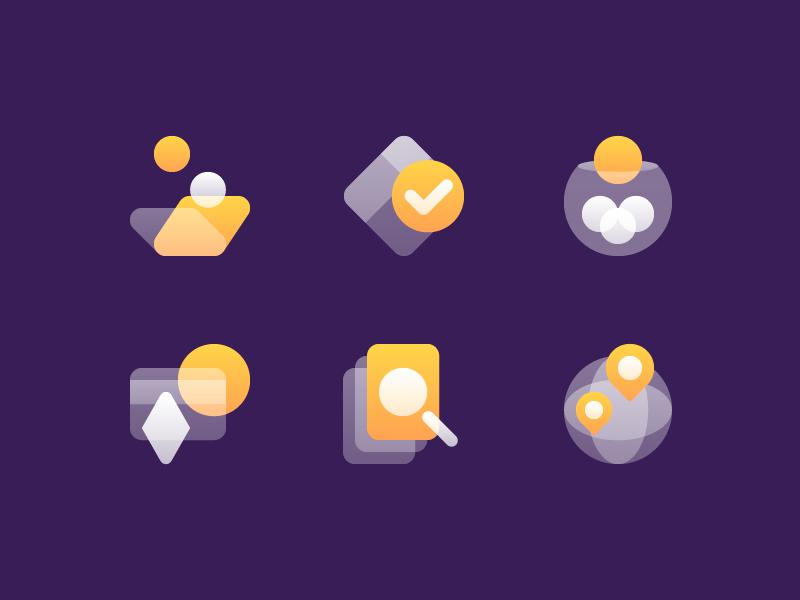 True Flip icons