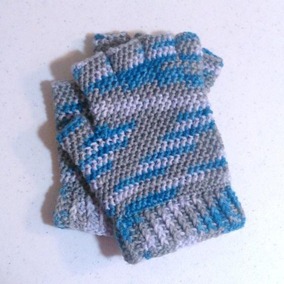 Half Finger Crochet Gloves Knitting Patterns And Crochet Patterns