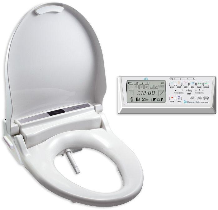 Clean Sense Dib 1500r Bidet Toilet Seat Bidet Toilet Seat Com