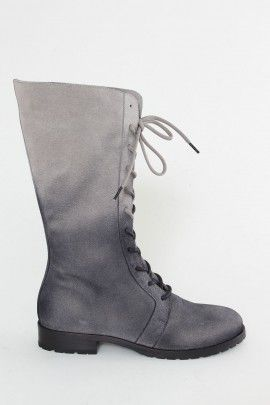 cd14e09229877f Laced-boots by Annette Gortz. If I didn t have a similar style by Rundholz  I would get these