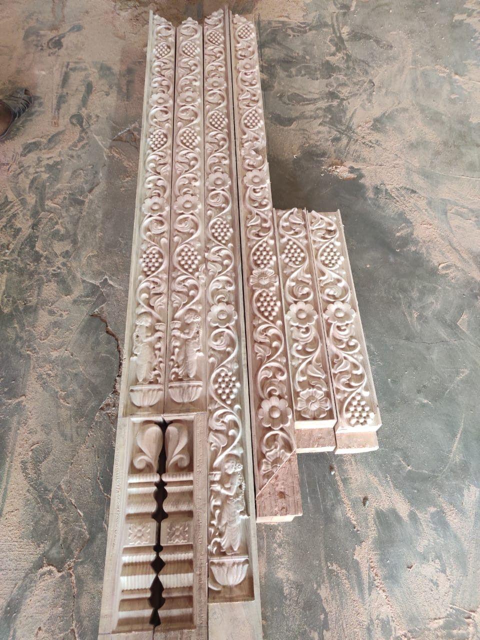 Bavas Wood Works Pooja Room Door Frame And Door Designs: Pin On Boarder
