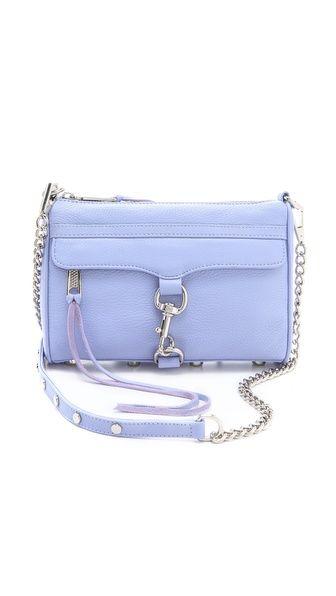 fb2bd33f8c Rebecca Minkoff Mini MAC Bag - LILAC