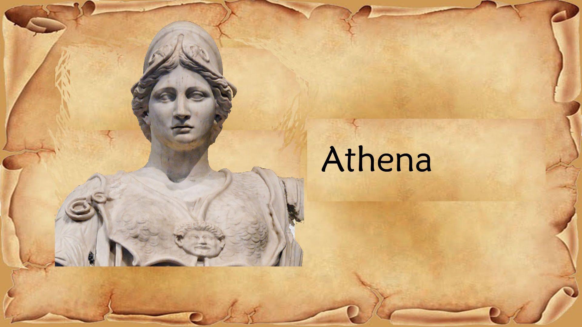 The Life of Athena  