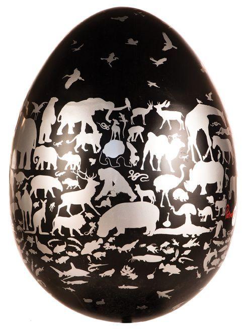 Artistic egg 2