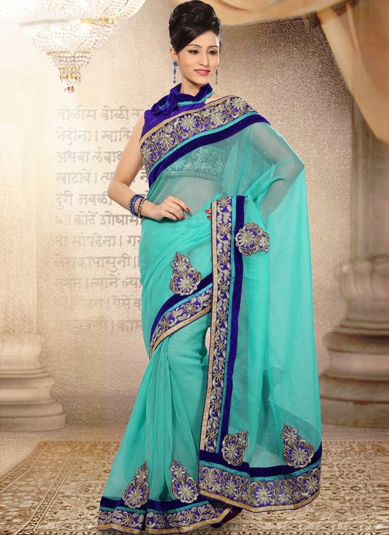 Party wear sarees online shopping usa, Indian party wear sarees online, Latest #PartyWearSarees collection 2013