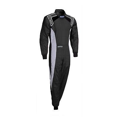 Sparco Italy R534 Ergo M 5 Black Race Suit Size 58 Fan Apparel Fashion Apparel