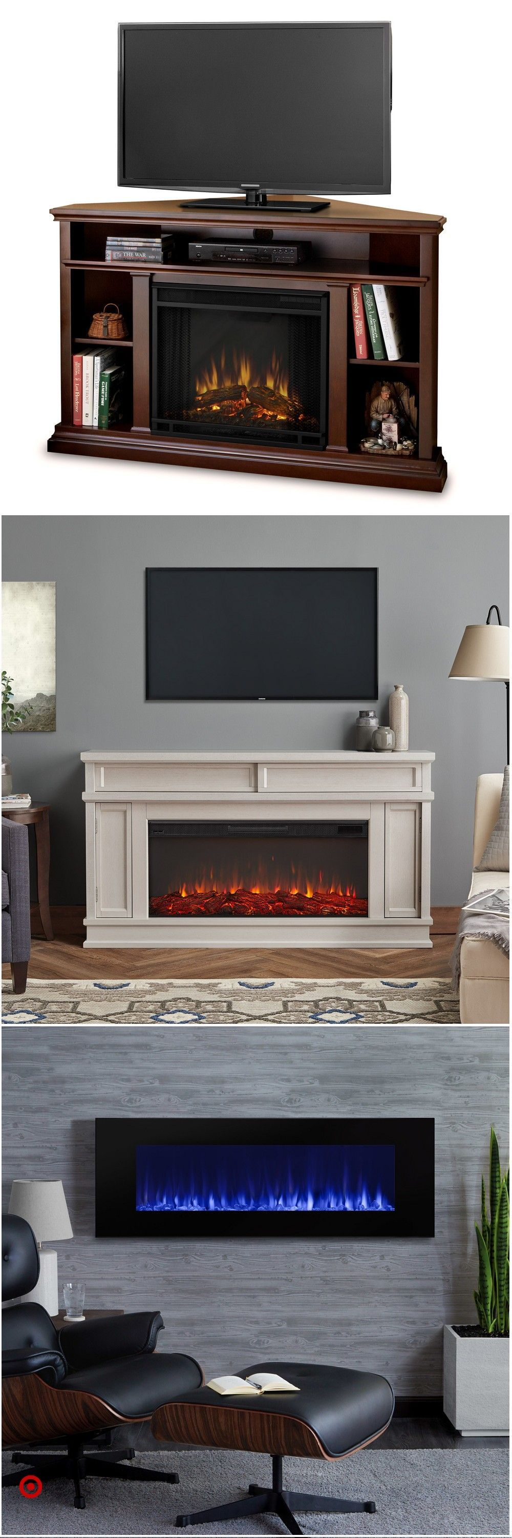 Shop Target For Decorative Fireplaces You Will Love At Great Low Prices Free Shipping On Orders Bedroom Design Fireplace Decor Home Fireplace
