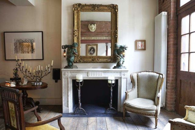 Lee Caroline   A World Of Inspiration: Victorian Factory Apartment  Conversion With A Touch Of