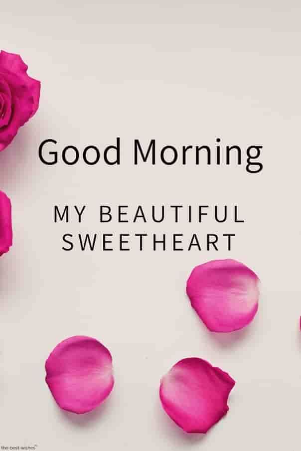 good-morning-my-beautiful-sweetheart-hd-image