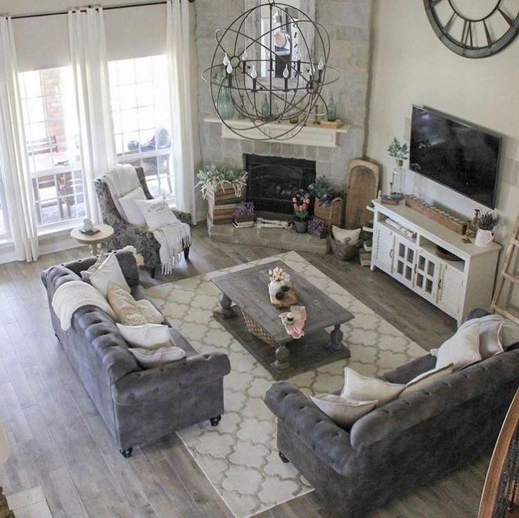 Living Room Furniture Layout Living Room Layout With Tv Living Room Layout Ideas La Farm House Living Room Corner Fireplace Living Room Livingroom Layout