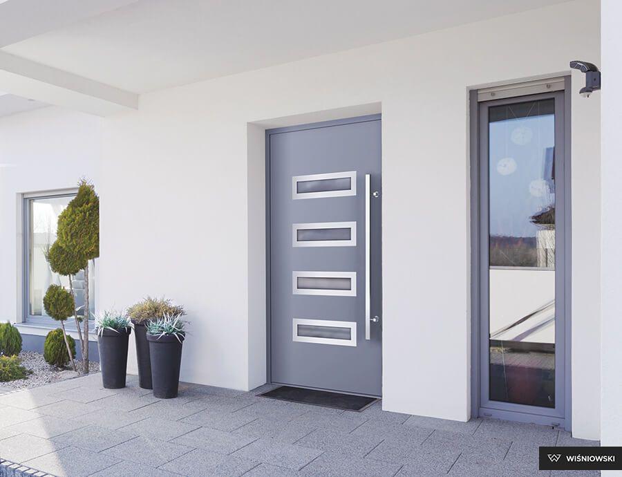 La pose de votre porte d\u0027entrée par un menuisier spécialisé PORTES - pose d une porte d entree