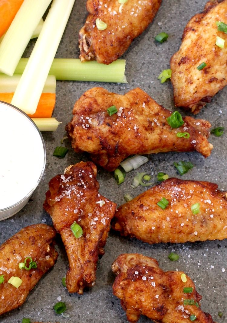 salt and vinegar wings are my favorite thing to order out or were my favorite wings to order out now i can ma chicken wings wing recipes chicken wing recipes pinterest