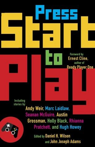 Press Start To Play Ready Player One Player One Play Book