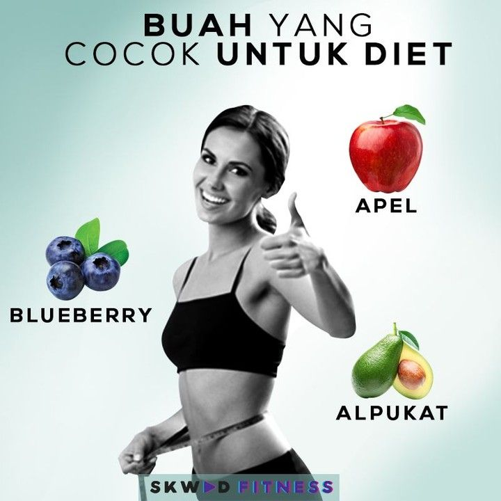 Bagi Fitskwad yang ingin menurunkan berat badan, selain olahraga, asupan makanan tentunya jadi hal y...