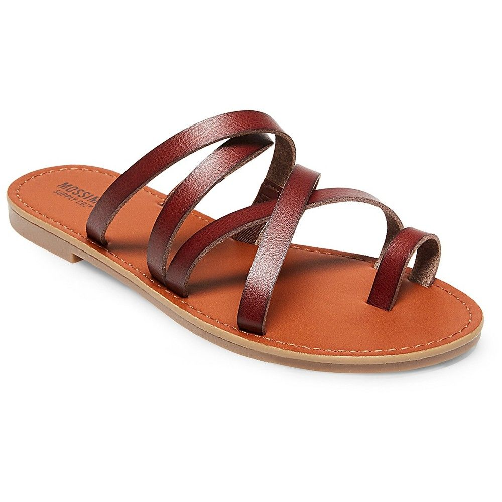 7165ff86230151 Women s Lina Slide Sandals Mossimo Supply Co. -