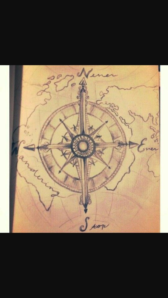 Compass of the World