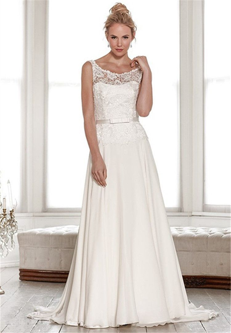 Simple Western Wedding Dresses - Wedding Dresses for Fall Check more ...