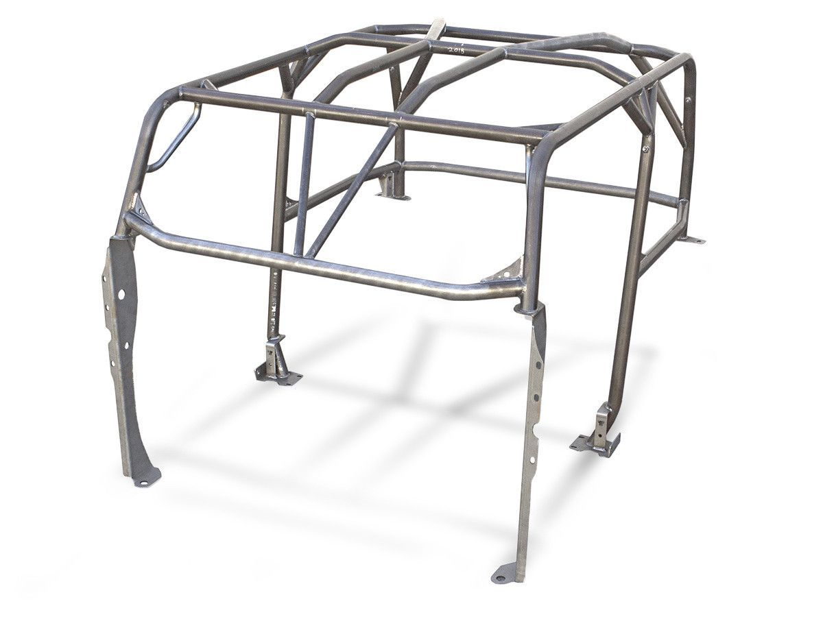 Jeep Tj Roll Cage Weld In Complete Genright