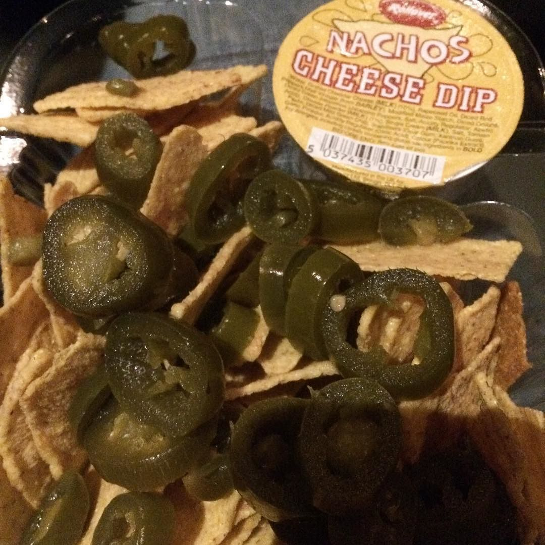 Tried working. Got a cold. Have up and hiding with vitamin nachos in the cinema.... #365