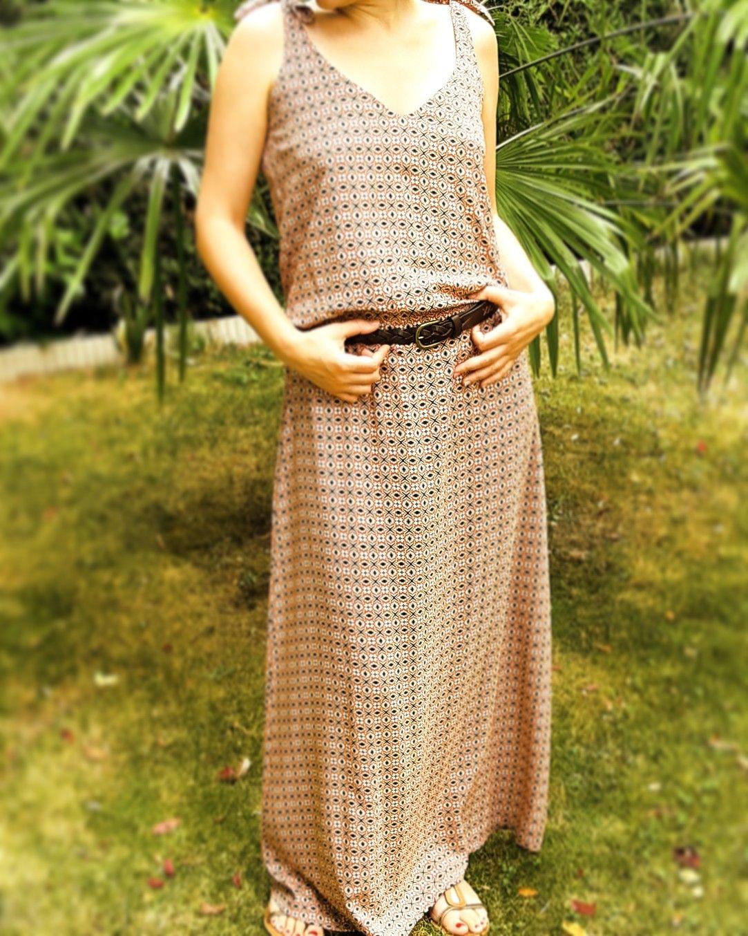 Photo of Comment faire une robe longue de style bohème ? – Mon blabla de fille