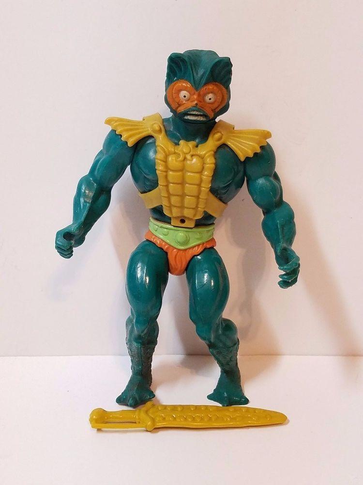 Film-, TV- & Video-Action- & -Spielfiguren MANTENNA RIGHT ARM He-Man Masters of the Universe MOTU Figure