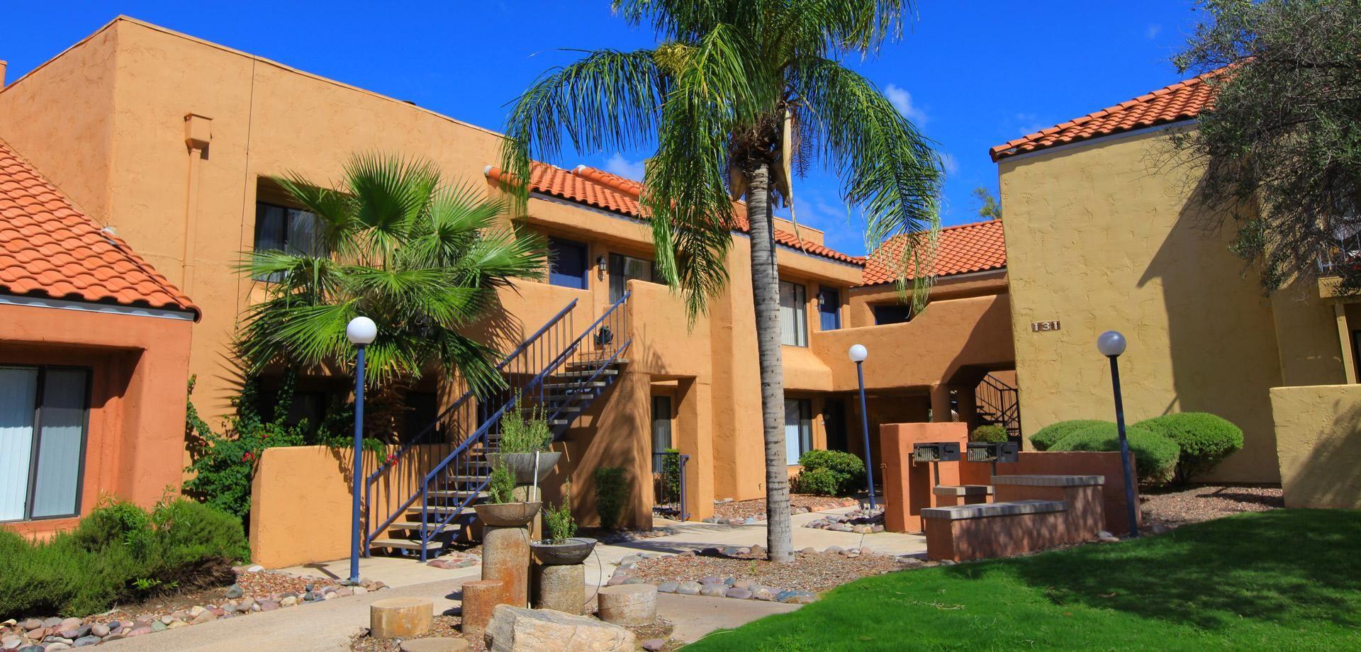 Rio Cancion Apartment Homes Tucson Arizona Unique Floor Plans Resort Style Arizona