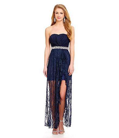 Available at Dillards.com #Dillards   Cute prom dresses   Pinterest