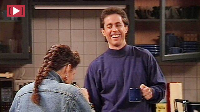 REWIND: 'SEINFELD' BEHIND THE SCENES