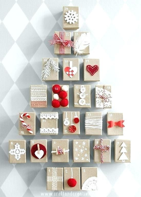 Holiday Gift Ideas PinWire: Image result for homemade advent calendar ideas | Projects to Try ... 32 mins ago - Make toilet paper rolls into Christmas crackers for Advent calendar or to wrap small gifts. Amy Smith  Holiday Ideas  Matchbox advent calendar Matchbox Crafts...  Source:br.pinterest.com Results By RobinsPost Via Google #calendrierdel#39;aventdiy