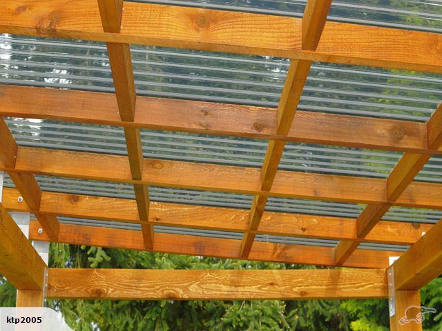 Polycarbonate Roofing 2 4m Clear Trade Me Pergola With Roof Outdoor Pergola Pergola Shade